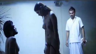 तमिल Porn दिखा Randis पहली बार ग्राहक के साथ