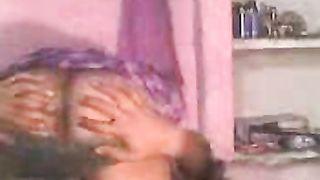 Fsiblog देसी अनु उसका चेहरा छिपाने के लिए