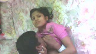 बांग्लादेशी एमेच्योर जोड़ी घोटाले