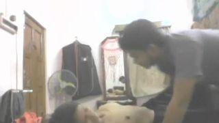 शर्मिला कोच्चि किशोरों की लड़की हो जाता है उसके बड़े स्तन चूसा हो जाता है!