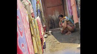 के गर्म गधा कैम पर सेक्सी भारतीय पत्नी