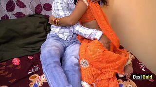 इंडियन भाभी प्यार में असली हार्ड डिक